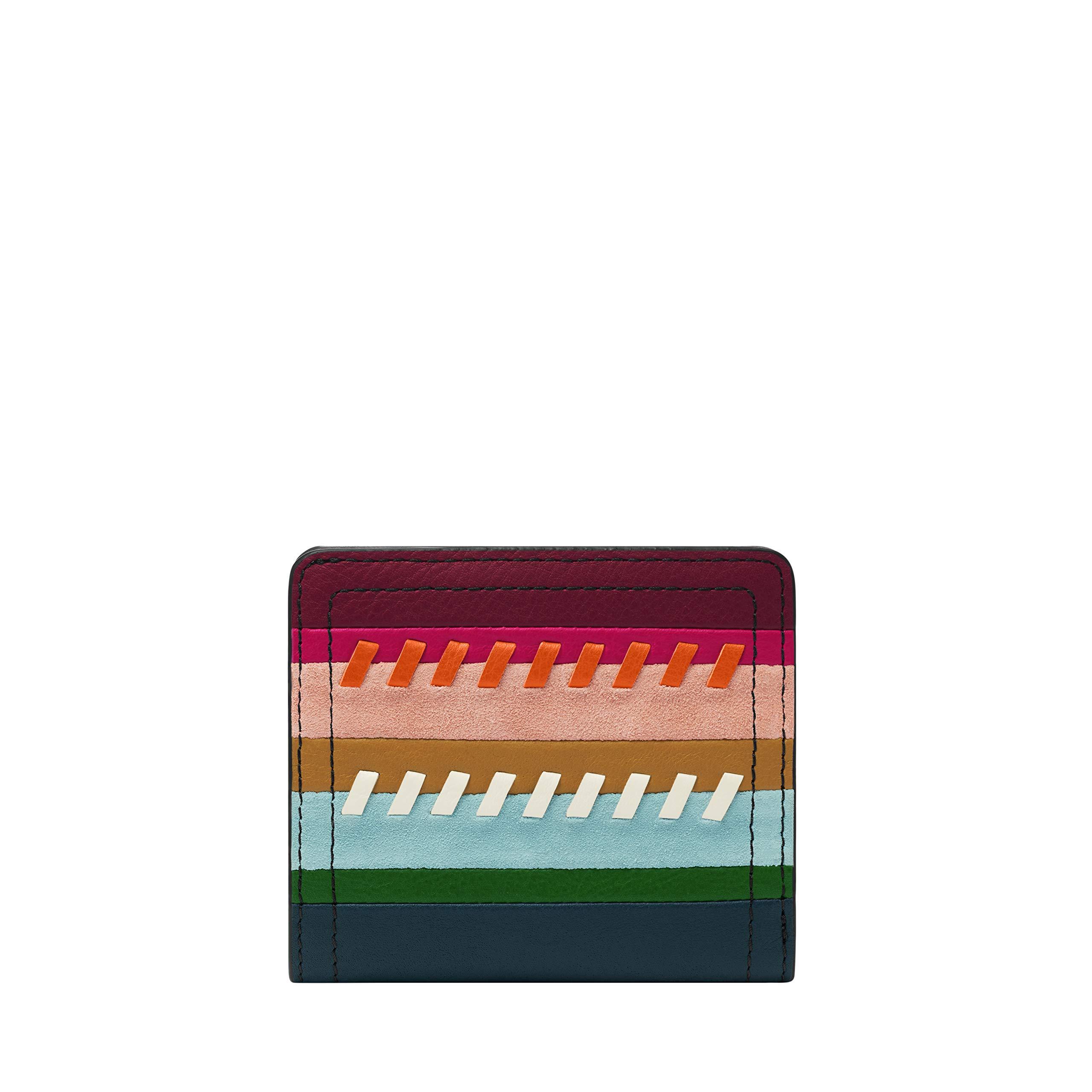 Fossil Women's Logan RFID Small Bifold Wallet