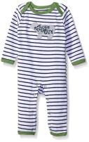 Yoga Sprout Baby Girls' Cotton Coveralls