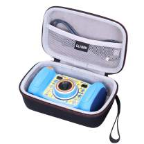LTGEM Case for VTech Kidizoom Camera Pix - Hard EVA Travel Carrying Storage Bag