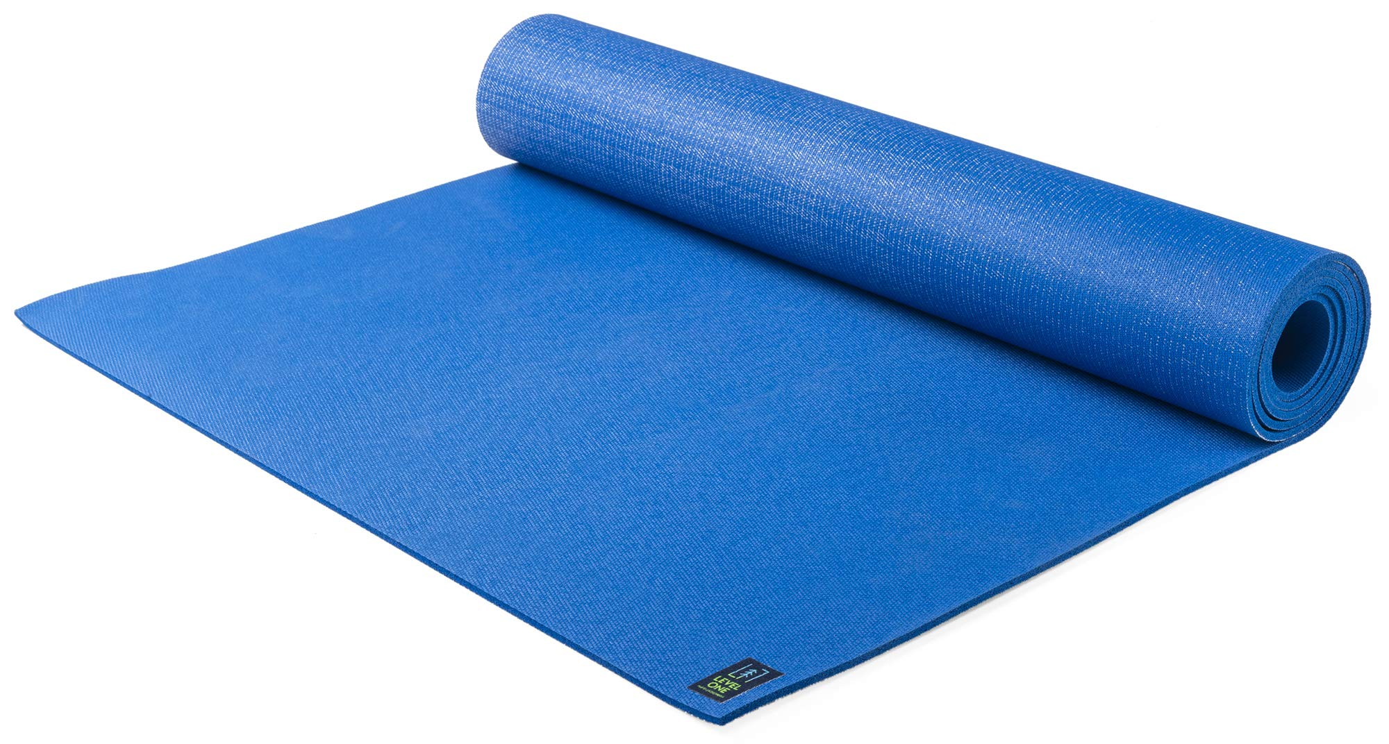 Jade Yoga- Level One Yoga Mat - Sustainable Yoga Mat for A Secure Grip to Help Hold Your Pose