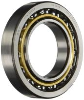 SKF 7209 BECBY Light Series Angular Contact Ball Bearing, Universal Mounting, ABEC 1 Precision, 40° Contact Angle, Open, Brass Cage, Normal Clearance, 45mm Bore, 85mm OD, 19mm Width, 26000.0 pounds Static Load Capacity, 35800.00 pounds Dynamic Load Capacity