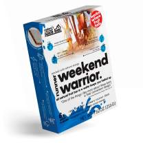 Nature's Juice Bar WEEKEND WARRIOR Runner   Whole as Fruit as Convenient as a Bar   6Low Calorie Organic Breakfast Bars   Soft Fruit Snack in Wafer   Potassium, Calcium & Iron Gluten Free 6-pac