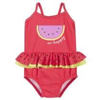 Gerber Girls' One-Piece Swimsuit