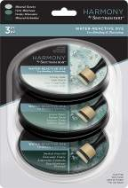 Spectrum Noir Harmony 3PC (Mineral Greens) Water Reactive Ink Pad