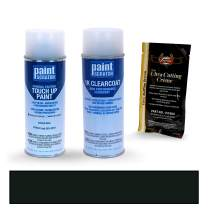 PAINTSCRATCH Touch Up Paint Spray Can Car Scratch Repair Kit - Compatible with Audi Q5 Brilliant Black (Color Code: LY9B/A2)