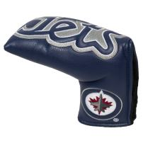 Team Golf NHL Golf Club Vintage Blade Putter Headcover, Form Fitting Design, Fits Scotty Cameron, Taylormade, Odyssey, Titleist, Ping, Callaway