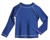 City Threads Boys Rash Guard in Long and Short Sleeves with SPF50+ Made in USA
