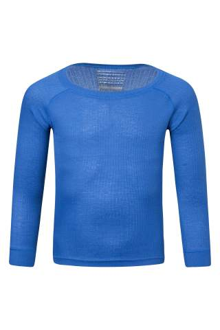Mountain Warehouse Talus Kids Top -Lightweight Thermal Sweater