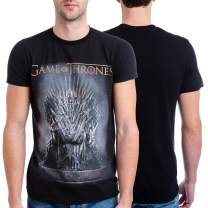 HBO'S Game of Thrones Men's Throne T-Shirt