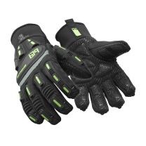 RefrigiWear Insulated Extreme Freezer Gloves with Grip Palm & Impact Protection
