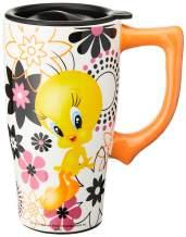 Looney Tunes Tunes Tweety Travel Mug, Toy, Multi Colored