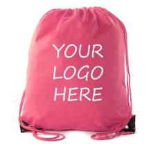 Mato & Hash Drawstring Bulk Bags Cinch Sacks Backpack Pull String Bags   15 Colors   1PK-100PK Available