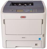 Oki Data B721dn Digital Mono Printer (49ppm), 120V, (E/F/P/S)