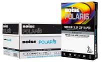 BOISE POLARIS Premium Color Copy Paper, 8.5 x 14, 98 Bright White, 28 lb, 3 ream carton (1,500 Sheets)