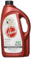 Hoover PETPLUS Concentrated Formula, 64oz Pet Stain and Odor Remover, AH30320, Red, 64 Fl Oz