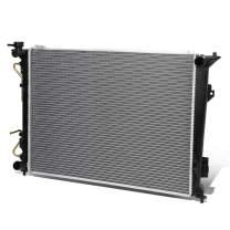 Replacement for 06-11 Azera/Optima AT Lightweight OE Style Full Aluminum Core Radiator DPI 2831