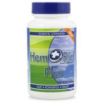 HemRid Plus - Get Faster Hemorrhoid Relief. Works Great with The Following Types of Hemorrhoid Treatment: Hemorrhoid Cream, Hemorrhoid Wipes, Hemorrhoid Ointment, Hemorrhoid Suppositories and Cushion