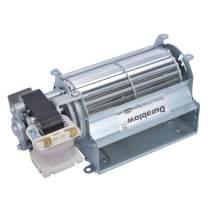 Durablow MFB005 GFK21, FK21, BLOTSDV Replacement Fireplace Blower Fan Unit for Heatilator, Majestic, Heat N Glo, Rotom R7-RB66