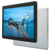 [3 Bonus Item] Simbans ExcelloTab 10 Inch Tablet 2020 Model   3 GB RAM, 32 GB Disk, Android 9 Pie   WiFi, USB, HDMI, Bluetooth   IPS Screen, Quad Core CPU, 2+5 MP Camera Computer PC