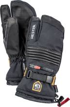 Hestra All Mountain CZone 3-Finger Glove - Waterproof, Versatile 3-Finger Glove for Skiing and Mountaineering