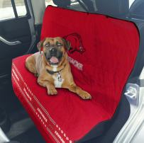 Pets First NCAA Collegiate PET Car Seat Cover - Available in 12 Teams