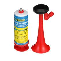 SEACHOICE 46311 Reusable Eco-Friendly Pump Blast Air Horn 110 dB for Boating, Auto and Sports