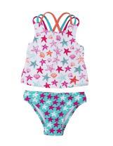 Hatley Girls' Sporty Tankini Set