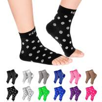 NEWZILL Plantar Fasciitis Socks with Arch Support, 24/7 Foot Care Compression Sleeve, Eases Swelling & Heel Spurs, Ankle Brace Support, Increases Circulation