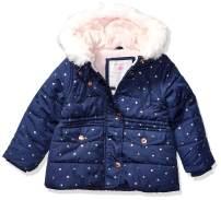 Carter's Girls' Toddler Heavyweight Winter Jacket Coat