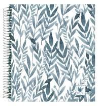 InnerGuide 2020-2021 Planner - Dated July 2020 - June 2021-8x9 Inch Appointment Book - Daily Weekly & Monthly - by Inner Guide Life Planners (Botanical Cover)