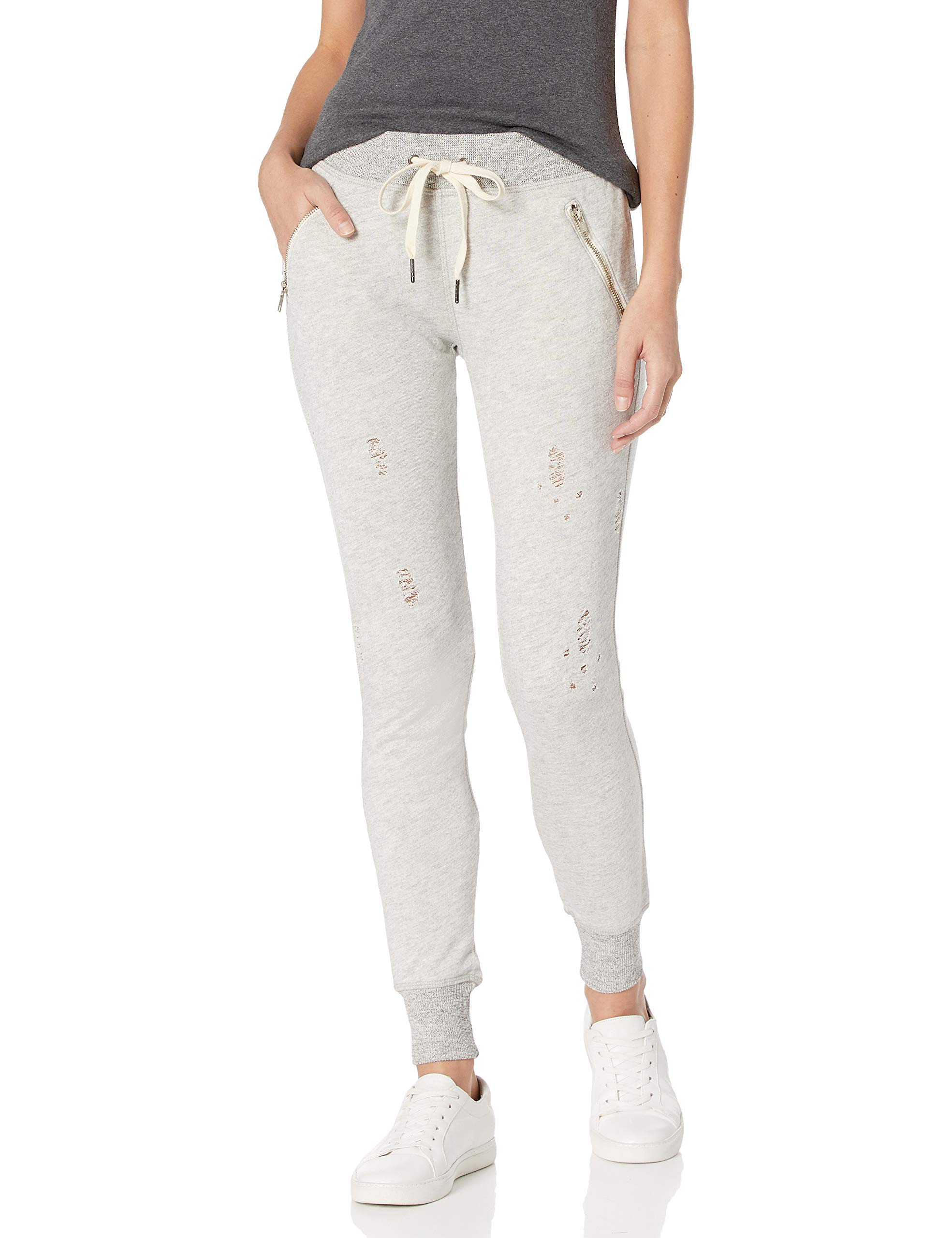 n:PHILANTHROPY Women's Gravity Deconstructed Pant in Heather Grey