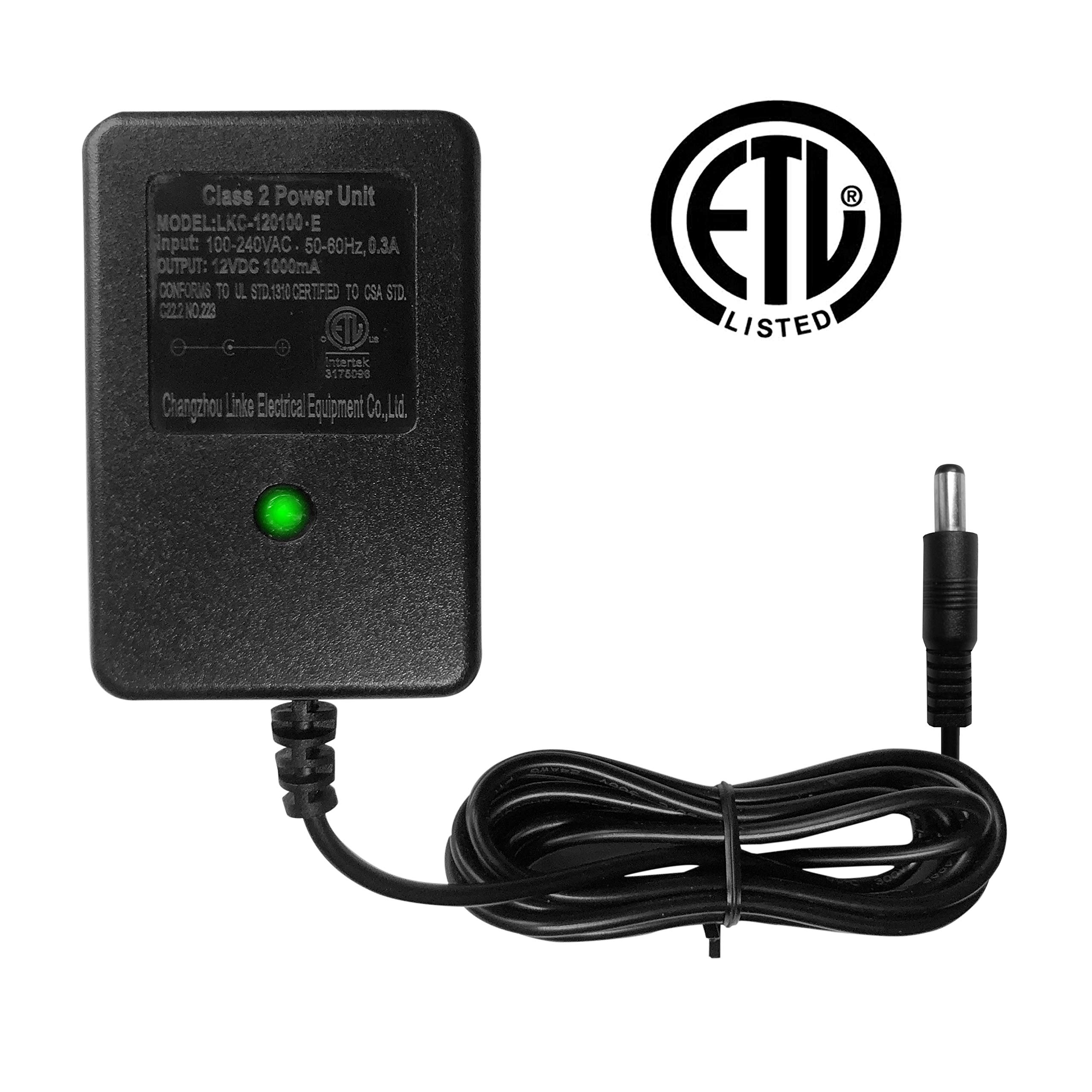 FLHFULIHUA 12 Volt Battery Charger 12V Kids Ride On Charger for Best Choice Products Universal Charger Battery Power Supplies Compatible Ride On Car