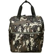 Colorland Camo Dad Diaper Backpack Wide Opening with Baby Changing Pad