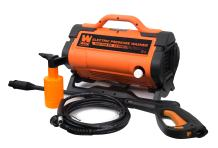 WEN PW19 2000 PSI 1.6 GPM 13-Amp Variable Flow Electric Pressure Washer, 1900, Orange
