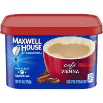 Maxwell House International Cafe Vienna Instant Coffee (9 oz Canister)