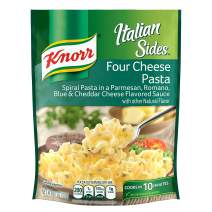 Knorr Italian Sides, Four Cheese Pasta Side Dish, 4.1 oz