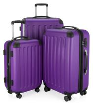 Hauptstadtkoffer Luggage Set, Purple
