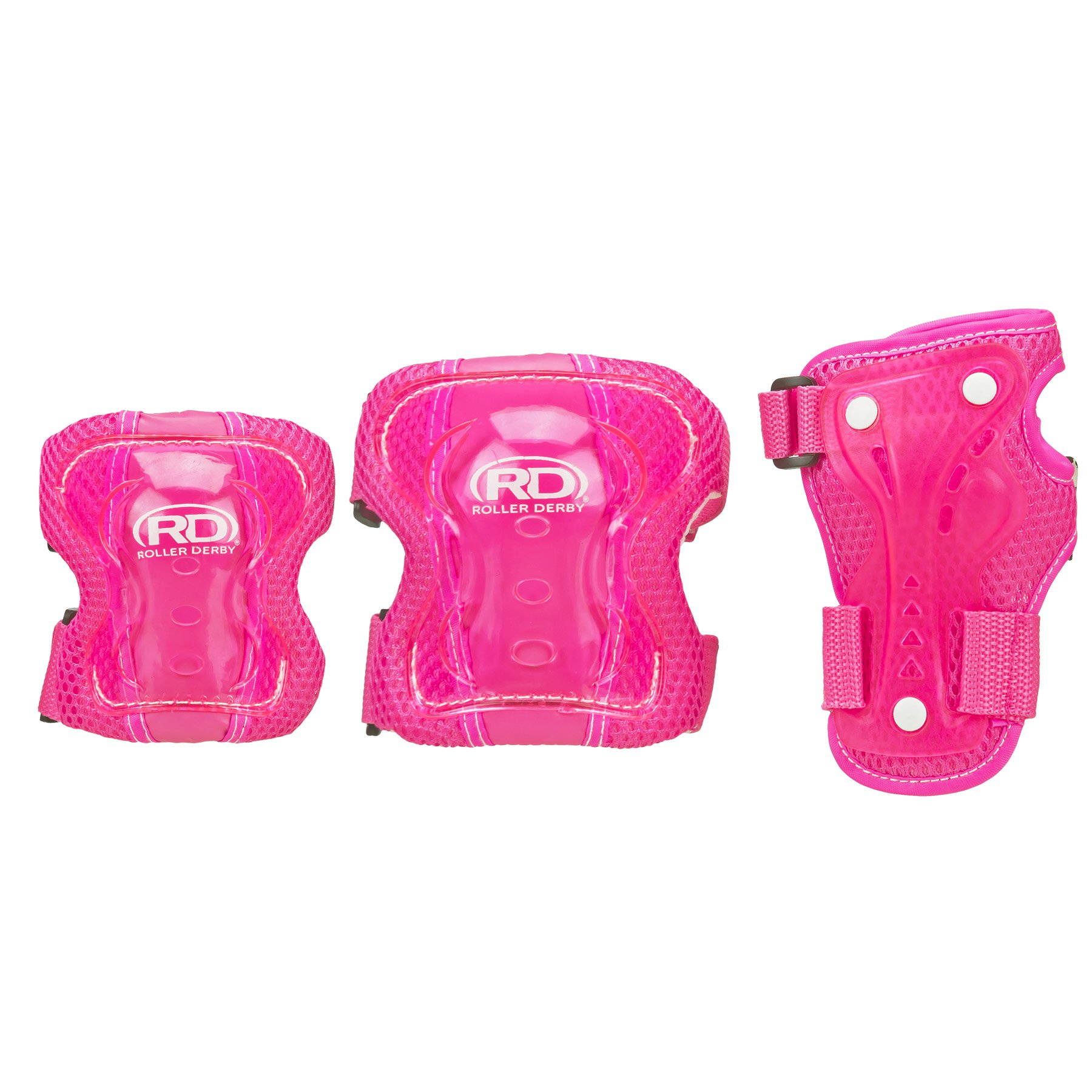Roller Derby Protective Tri-Pack Girls