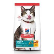 Hill's Science Diet Dry Cat Food, Adult 11+ for Senior Cats, Indoor, Chicken Recipe