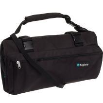 BagLane Garment Suit Bag - Travel Carry On Garment Bag (Black)