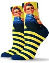 Unisox Americana Socks - Patriotic American Flag Socks For Men & Women