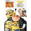 Despicable Me Bendon 3 Ultimate Activity Poster Book, 32 Pages (40917)