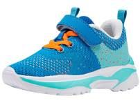 AoSiFu Kids Athletic Running Shoes Boys Girls Lightweight Tennis Sneakers (Toddler/Little Kid/Big Kid)
