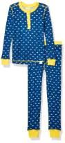 Munki Munki Kids' Snug Fit Pajama Set
