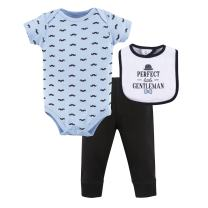 Hudson Baby Baby Boys' Multi Piece Clothing Set