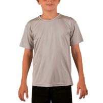 Vapor Apparel Youth UPF 50+ UV Sun Protection Outdoor Performance Short Sleeve T-Shirt