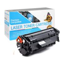 SuppliesOutlet Compatible Toner Cartridge Replacement for Canon 104 / FX9 for Use with ImageClass MF4270 (Black,1 Pack)