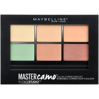 Maybelline New York Facestudio Master Camo Color Correcting Kit, Light, 0.21 oz.