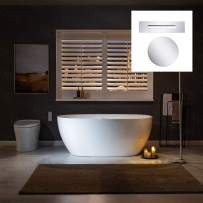 WOODBRIDGE BTA1518-C-Drain &O+ F0002CHRD BATHTUB, CHROME