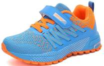 UBFEN Kids Running Shoes Walking Sports Athletic Tennis Sneakers for Boys Girls